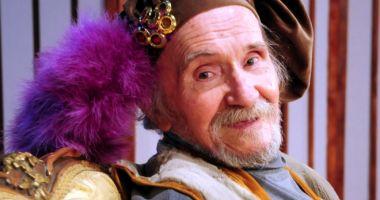 Foto : Doliu la Teatrul de Stat! A încetat din viaţă actorul Alexandru Mereuţă