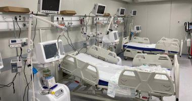 Se caută soluții pentru pentru suplimentarea paturilor de ATI pentru bolnavii Covid