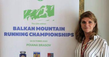 """Atletism / Paula Ivan: """"Sportivii de performanţă se pregătesc în orice condiţii"""""""