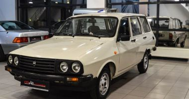 Distracție de 5.000 de euro! O Dacie din 1991 poate intra în categoria mașinilor de epocă?