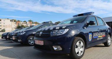 Autospeciale noi la Inspectoratul de Jandarmi Județean Constanța