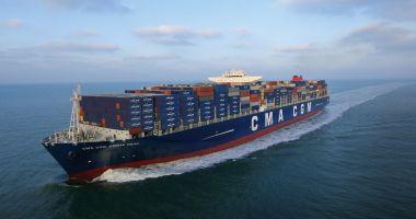 67 de nave și-au anunțat sosirea în porturile maritime românești