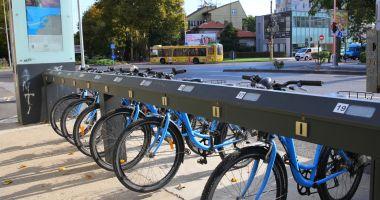 Bicicletele CT Bike, retrase de pe traseu, pe timpul iernii
