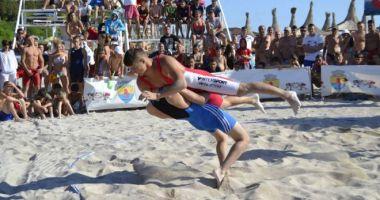 Campionatul Mondial de lupte  pe plajă va fi găzduit de Constanța