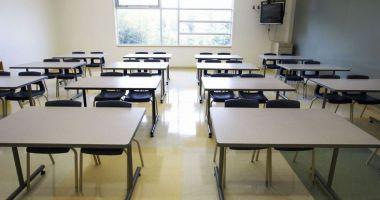 Cinci școli constănțene, parțial închise, din cauza gripei