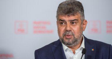 Marcel Ciolacu, declaraţii spumoase la congresul UDMR