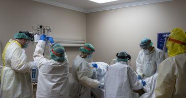 Un nou record negativ de cazuri de coronavirus: 1.713 noi infectaţi, 60 numai la Constanţa