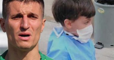 """Un fotbalist și-a omorât fiul de 5 ani: """"Nu am probleme psihice, dar nu îl iubeam"""""""