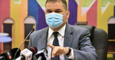 Ministerul Sănătăţii a cerut DSU activarea Mecanismului de protecţie civilă al UE pentru tratamentul cu anticorpi monoclonali