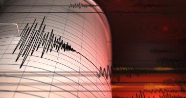 Cutremur cu magnitudinea de 3,4, produs în Vrancea. S-a resimțit și în București