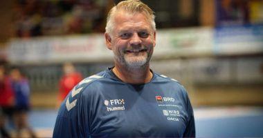 Norvegianul Dahl și-a stabilit staff-ul cu care va lucra la SCM Râmnicu Vâlcea
