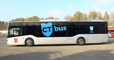 Autobuzul 5-40 are traseul deviat astăzi și mâine