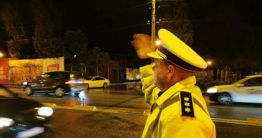 RAZIE PE STRĂZILE CONSTANȚEI. Polițiștii de la Secția 5 AU FĂCUT NOAPTE ALBĂ!