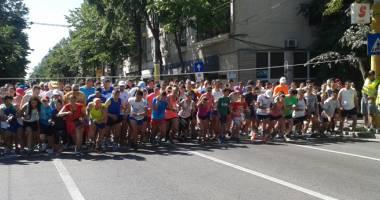 Cătălin Jitcovici și Antonia Mariș sunt câștigătorii Crosului Olimpic