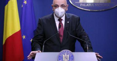 Arafat: Valul patru al pandemiei de COVID-19 ar putea dura până la finalul lunii noiembrie