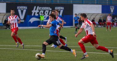 FC Viitorul II, şapte goluri marcate în restanţa cu Agricola Borcea