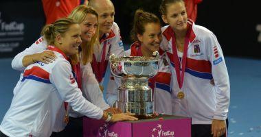 Turneul final al Fed Cup a fost amânat