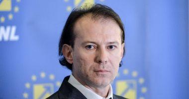 Premierul interimar, Florin Cîțu, videoconferință cu prefecții pe tema pregătirilor pentru sezonul rece