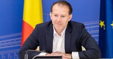 Florin Cîțu recidivează: S-a enervat pe jurnaliști și a plecat de la conferința de presă