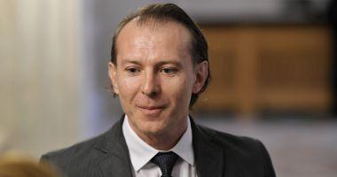 Florin Cîțu, despre adoptarea bugetului fără amendamente: