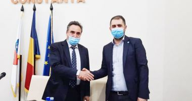 """Vicepreşedintele CJC, Petre Enciu: """"Avem proiecte finalizate, dar şi unele la care am reluat procedura"""""""