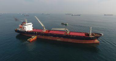 Șapte nave sub standard au fost reținute în porturile românești în 2021