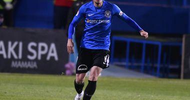 Fotbal / Mijlocaşul Carlo Casap, de la FC Viitorul, accidentat grav