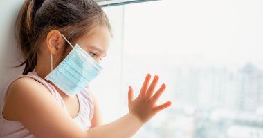 Creşte numărul copiilor infectaţi cu COVID-19 în Republica Moldova