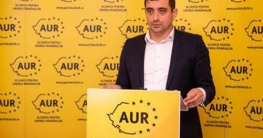 AUR va contesta la tribunal restricțiile anti-COVID impuse de Guvern