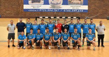 Handbaliştii de la CS Medgidia s-au reunit în vederea noului sezon