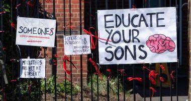 AFP - Hărţuirea sexuală a devenit banală în rândul elevilor din Marea Britanie