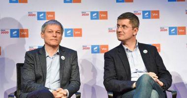 Război rece în interiorul USR PLUS. Dacian Cioloș și Dan Barna vor să fie dublu-președinți de partid