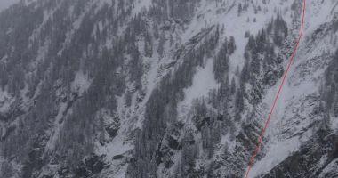 Român ucis de o avalanșă în Alpi. Tânărul a fost îngropat în zăpadă