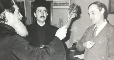 Arhiva de Aur Cuget Liber. Biserică, politică, TV. Năstase, Neagoe și semnul crucii