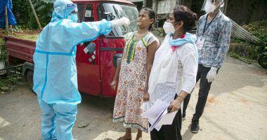 India atinge noi recorduri de vaccinare după dezastrul Covid din vară