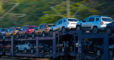 Înmatriculările auto au scăzut, în primele trei luni ale anului
