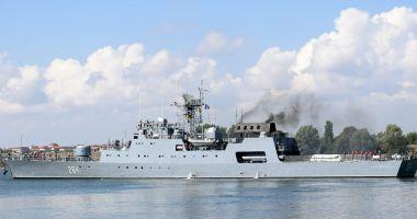 Instrucție multinațională în vestul Mării Negre