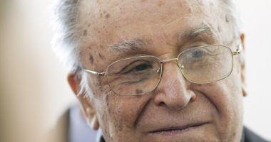 Fostul președinte Ion Iliescu împlinește astăzi 91 de ani