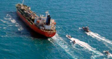 """Iranul a eliberat nava sud-coreeană """"Hankuk Chemi"""" și pe comandantul ei"""