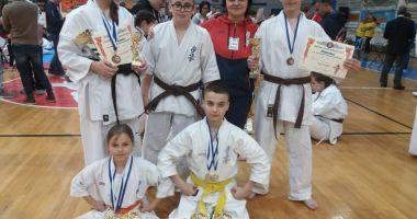 Stagiu de pregătire în Karate Kyokushin, la Eforie Sud