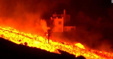 Vulcanul Cumbre Vieja de pe insula spaniolă La Palma continuă să erupă