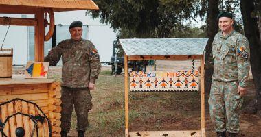 Pasiune de liliac. Un colț românesc în baza militară NATO din Polonia