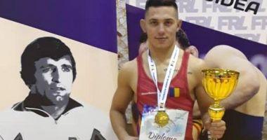 Luptătorul Răzvan Arnăut, de la CS Farul, o speranţă la medalie olimpică