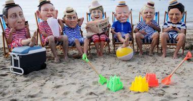 BBC: Manifestaţii colorate şi zgomotoase la Summit-ul G7