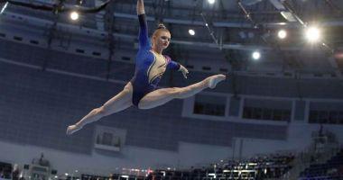 Maria Holbură, mândria gimnasticii constănțene