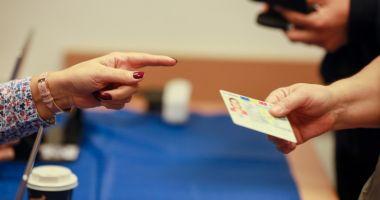 Alegătorii pot vota şi cu actele de identitate expirate