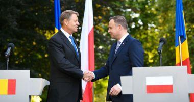 Klaus Iohannis va găzdui Summitul B9 împreună cu președintele Poloniei