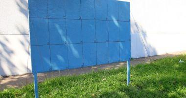 Administrația locală a montat panourile electorale în Constanța