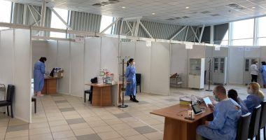 Program prelungit la centrul de vaccinare de la Pavilionul Expoziţional Constanţa