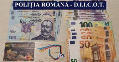 VIDEO şi FOTO. 44 de percheziţii, la Constanţa, într-un dosar de proxenetism, spălare a banilor, şantaj şi cămătărie